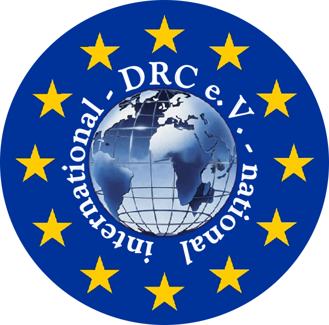 drc logo international 3